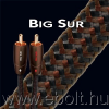 Audioquest Bigsur RCA kábel 1, 5m