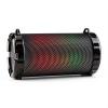 Auna auna Dr. Beat LED, 2.1 bluetooth hangfal, akkumulátor, többszínű LED, USB, SD, FM, AUX