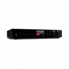 Auna iTuner CD, HiFi receiver, internet/DAB+/ FM rádió, CD-lejátszó, WiFi, fekete cd lejátszó