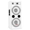 Auna PA hangszóró Auna™ PW 2222 , 2 x 30 cm-es hangszóró, 1000 W