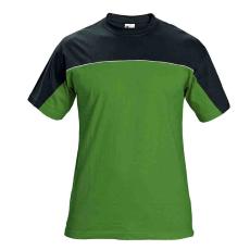 AUST STANMORE trikó zöld/fekete XL