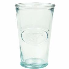 Authentic tejes üveg 300ml üdítős pohár