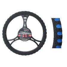 Automax Kormányvédő szivacsos kék 37-39cm autó tuning