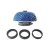 Automax Kormányvédő szürke+kék 37-39cm