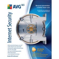 AVG Internet Security 8.5 internetes és hálózati program