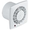 Awenta Vega WGB125 kisventilátor, alap típus, golyós csapágyas, fehér színben