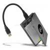 AXAGON ADSA-1S6 USB 3.0 szürke külső SATA3 HDD/SSD ház (ADSA-1S6)