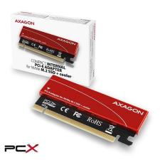 AXAGON pcem2-s nvme m.2 adapter vezérlőkártya