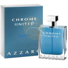 Azzaro Chrome United EDT 50 ml parfüm és kölni