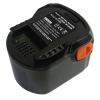 B1215R-3300mAh 12V Ni-CD 3300mAh szerszámgép akkumulátor