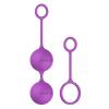 B-Swish B SWISH - variálható gésagolyó szett (lila)