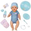 Baby Born interaktív kisfiú,43cm