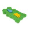 Baby Care Maxi szivacs babatartó - Zöld