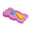 Baby Care Uni szivacs babatartó - Pink