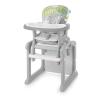 Baby Design Candy 2 az 1-ben multifunkciós etetőszék - 07 Gray 2019