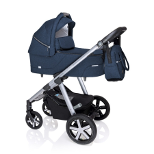 Baby Design Husky multifunkciós babakocsi + Winter Pack - 03 Navy 2020 babakocsi