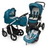 Baby Design Lupo Comfort 3:1 multifunkciós babakocsi 2017 Turquoise 05