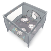 Baby Design Play UP utazó járóka - 07 Light Gray 2020