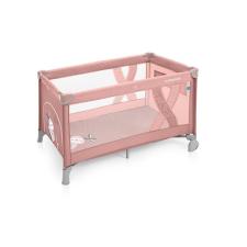 Baby Design Simple fix utazóágy - 08 Pink 2019 járóka