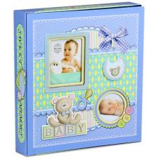 Baby fotóalbum - kék gyermekfilm
