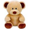 Baby TY: Bundles barna maci plüssfigura - 15 cm