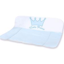 BabyLion BabyLion Prémium Textil pelenkázó lap - Kék Prince pelenkázó matrac