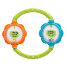 Babyono Arcocskás bébicsörgő interaktív babajáték