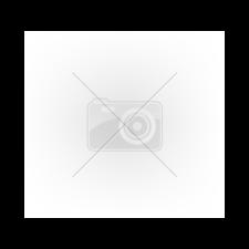 BACI Plus Size - csipkés, pöttyös combfix (fekete) női ruha