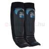 Bad Boy Pro Series 3.0 MMA Lábszárvédő, lábfejes, műbőr, fekete/kék