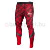 Bad Boy X-Train Kompressziós nadrág, Bad Boy, hosszú, piros/fekete
