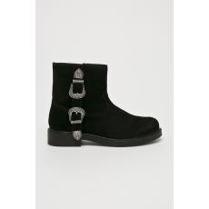 Badura - Magasszárú cipő - fekete - 1488898-fekete