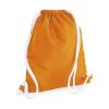 Bag Base Tornazsák tornatáska Hátizsák Bag Base Icon Gymsac - Egy méret, Narancssárga