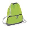 Bag Base Tornazsák tornatáska Hátizsák Sporttáska Bag Base Athleisure Gymsac - Egy méret, Lime zöld