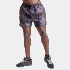 BAILEY SHORT - BLUE CAMO (BLUE CAMO) [XL]