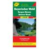 Bajor-erdő térkép / TOP 10 Tipp / freytag & berndt