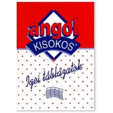 Balázs István Angol kisokos: Igei táblázatok nyelvkönyv, szótár