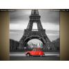 Balkys Trade Nyomtatott kép Vörös autó az Eiffel-torony alatt 1116A_1AI