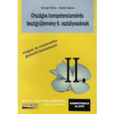 Balogh Erika, Szabó Ágnes ORSZÁGOS KOMPETENCIAMÉRÉS TESZTGYŰJTEMÉNY 8. OSZTÁLYOSOKNAK tankönyv