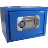 BANDIT Lemezszekrény, elektronikus zár, érintőképernyő, 16l, 250x350x250 mm, BANDIT