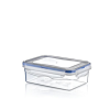 Bandy Plastics Légmentes tároló doboz, 0,8 l.