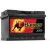 Banner Starting Bull 12V 60Ah autó akkumulátor 56008 bal+