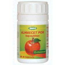 Bánó almaecetpor kapszula 60db gyógyhatású készítmény