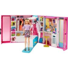 Barbie Barbie Fashionistas: Álomgardrób szőke hajú babával és kiegészítőkkel barbie baba