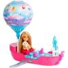 Barbie Dreamtopia: Chelsea varázslatos álomhajója