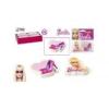 Barbie radír szett