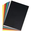 Barkácskarton 50x70 cm (300g/m2) fekete
