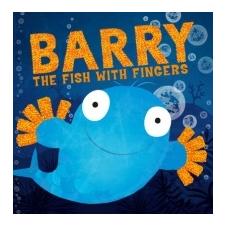 Barry the Fish with Fingers – Sue Hendra idegen nyelvű könyv