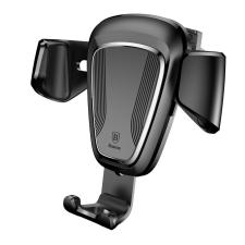 """Baseus Gravity Autós tartó Phone Bracket Air Vent Holder 4-6"""" Devices fekete (SUYL-01) mobiltelefon kellék"""