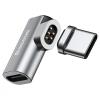 Baseus mágneses USB-C redukció kényelmes töltéshez