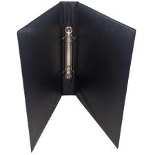 Basic GYŰRŰSKÖNYV PVC A/5 35MM 2R FEKETE gyűrűskönyv